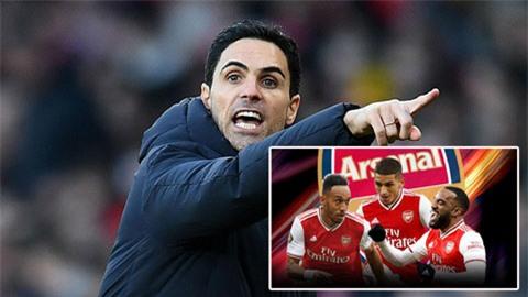 Arteta chấp nhận thực tế nhiều cầu thủ không muốn ở lại Arsenal