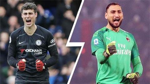 Chelsea gạ đổi Kepa lấy Donnarumma