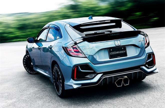 Honda Civic 2020 anh 2