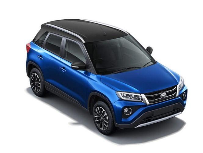 SUV cỡ nhỏ hoàn toàn mới của Toyota ra mắt tại Ấn Độ - ảnh 1