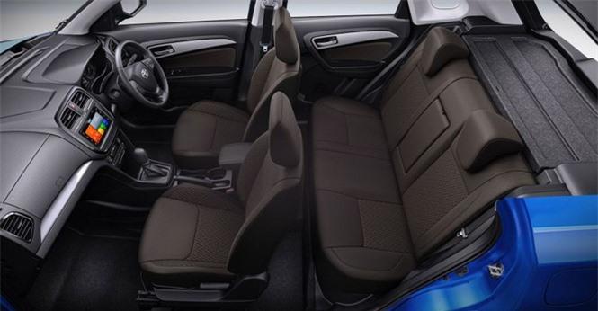 SUV cỡ nhỏ hoàn toàn mới của Toyota ra mắt tại Ấn Độ - ảnh 2