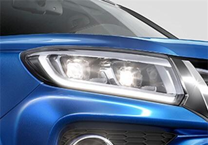 SUV cỡ nhỏ hoàn toàn mới của Toyota ra mắt tại Ấn Độ - ảnh 4