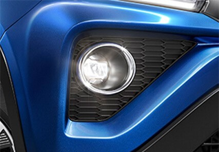 SUV cỡ nhỏ hoàn toàn mới của Toyota ra mắt tại Ấn Độ - ảnh 5