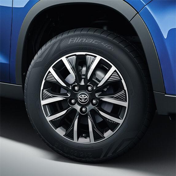 SUV cỡ nhỏ hoàn toàn mới của Toyota ra mắt tại Ấn Độ - ảnh 6