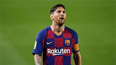 Lý do Messi không nên gia nhập Man City?
