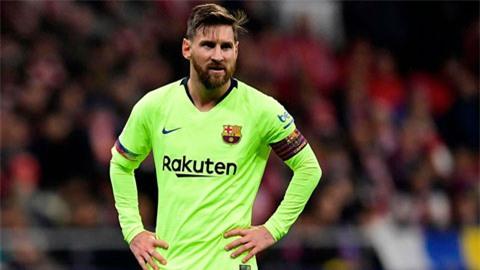 Messi đòi rời Barca vì 2 dòng tranh cãi trong hợp đồng
