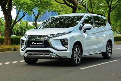 Mitsubishi Xpander đang dẫn đầu phân khúc MPV.