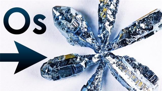 Top 10 kim loại đắt đỏ nhất hành tinh, vàng đứng thứ mấy?