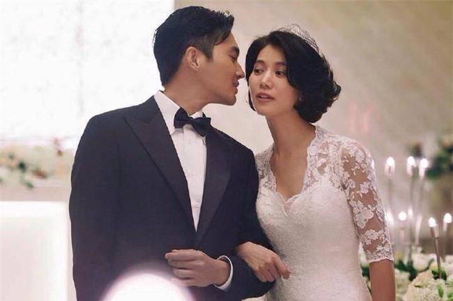 Vợ chồng Trương Trí Lâm - Viên Vịnh Nghi.