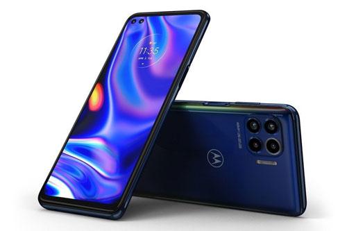 Motorola One 5G.