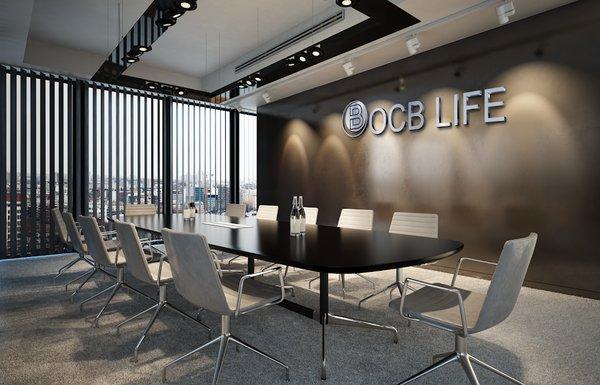 Văn phòng OCB Life tại Việt Nam.