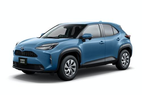 Toyota Yaris Cross 2021.