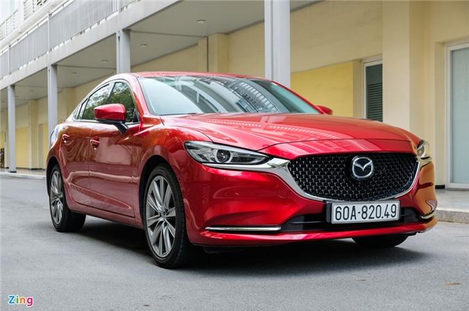 Mazda6 2.0L Premium 2020.