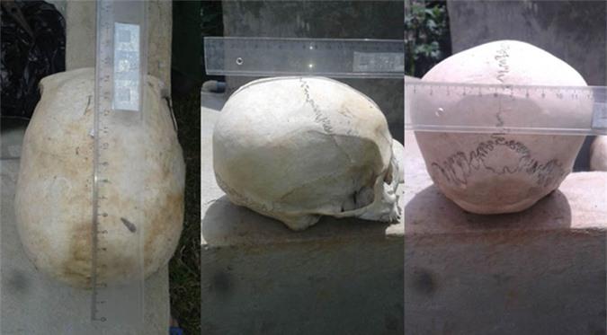 Choáng: hài cốt người trong mộ hang động có hộp sọ như của loài khác - Ảnh 1.