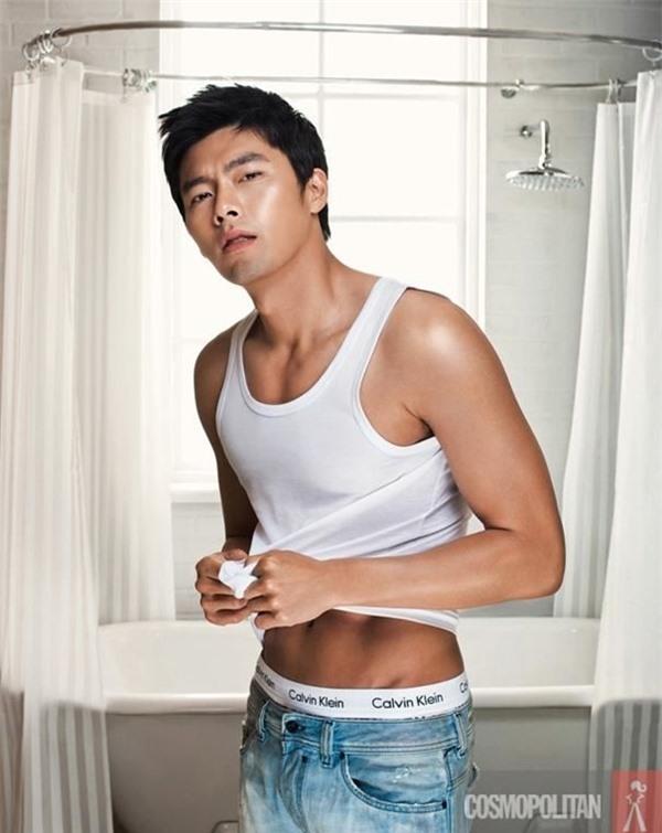 Nghìn lẻ phong cách hớp hồn fan của 'nam thần' Hyun Bin - Ảnh 10