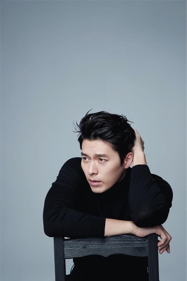 Nghìn lẻ phong cách hớp hồn fan của 'nam thần' Hyun Bin - Ảnh 2