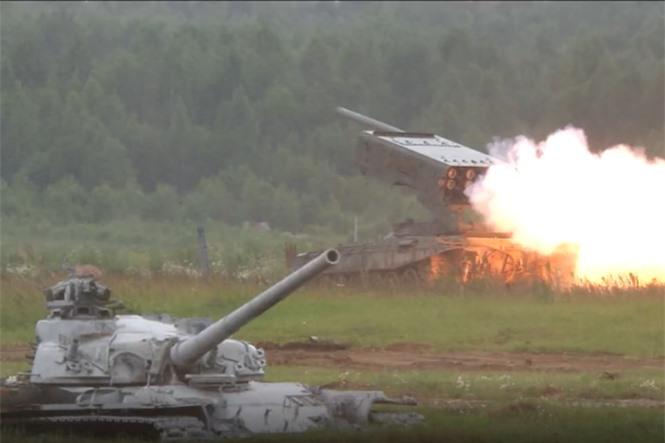 Quân đội Nga trình diễn hàng loạt khí tài hiện đại tại Diễn đàn Army-2020 - ảnh 2