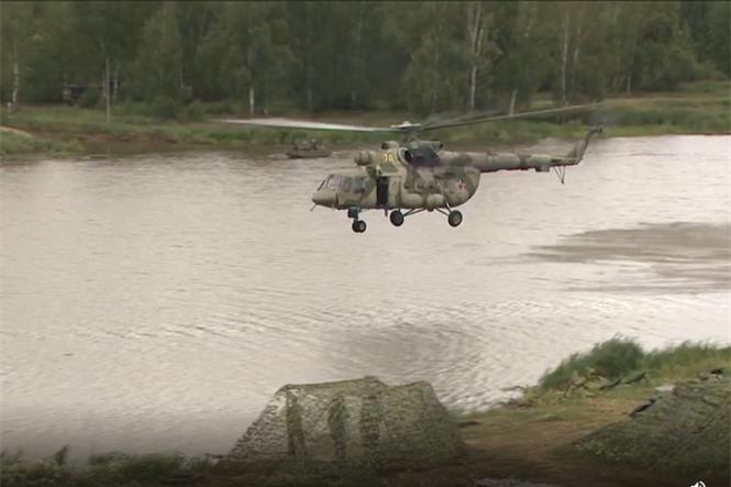 Quân đội Nga trình diễn hàng loạt khí tài hiện đại tại Diễn đàn Army-2020 - ảnh 4