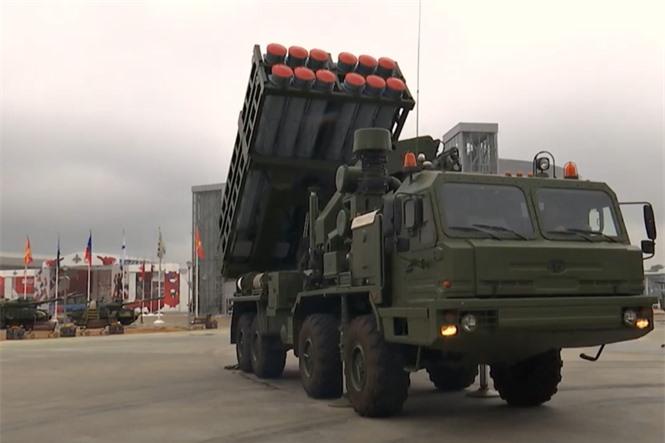Quân đội Nga trình diễn hàng loạt khí tài hiện đại tại Diễn đàn Army-2020 - ảnh 5