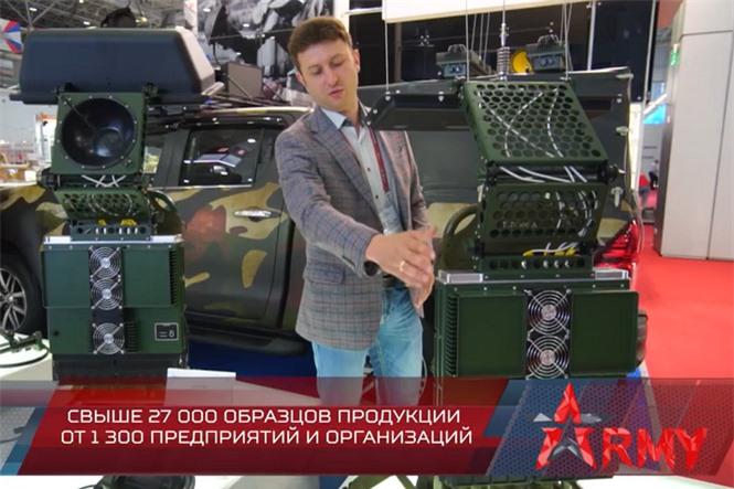 Quân đội Nga trình diễn hàng loạt khí tài hiện đại tại Diễn đàn Army-2020 - ảnh 6