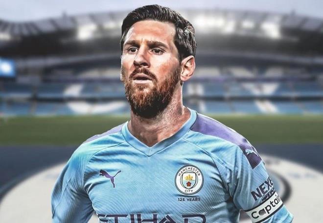 Messi được đề nghị ký hợp đồng 2 năm với Man City nếu họ có thể ký hợp đồng.