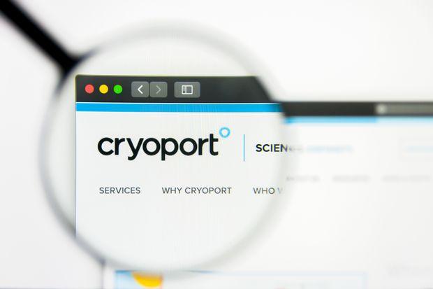 Blackstone đầu tư 275 triệu đô la vào Cryoport.