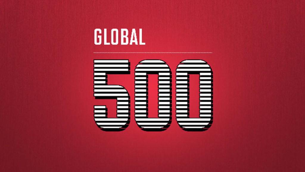 """Lần đầu tiên Trung Quốc nhiều công ty """"Fortune Global 500"""" hơn cả Mỹ."""