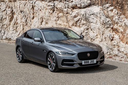 3. Jaguar XE-S.