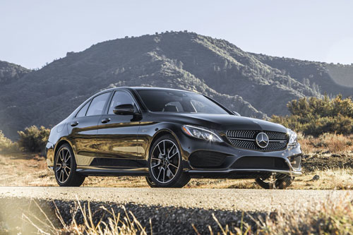 5. Mercedes-AMG C43.