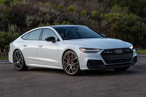 9. Audi S7.