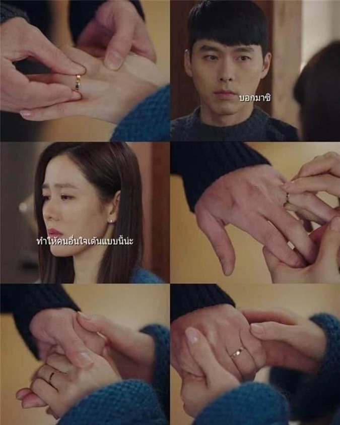 Cận cảnh chiếc nhẫn đính hôn mà Son Ye Jin đeo, nhìn sao cũng thấy liên quan tới Hyun Bin?-4