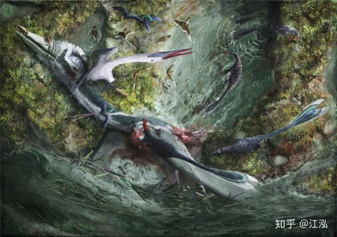 Canada phát hiện ra loài khủng long bay mới, có kích thước tương đương một chiếc máy bay nhỏ - Ảnh 5.