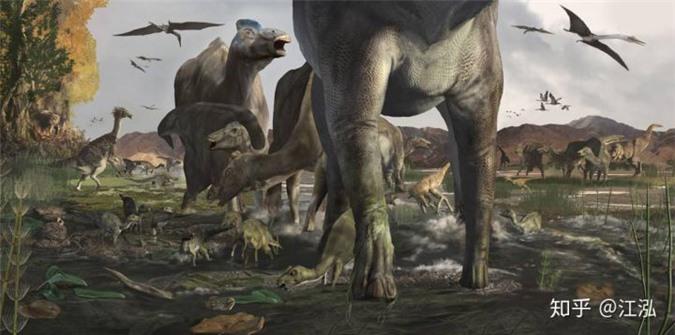 Canada phát hiện ra loài khủng long bay mới, có kích thước tương đương một chiếc máy bay nhỏ - Ảnh 9.