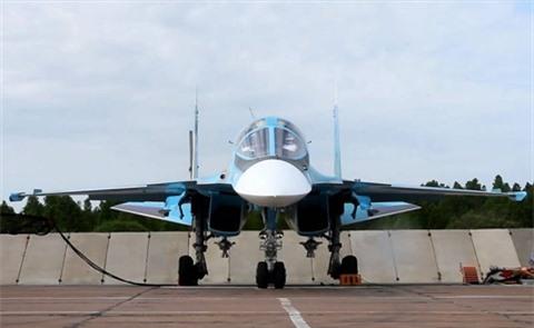 Cong bo thoi diem giao Su-34M nang cap cho Khong quan Nga
