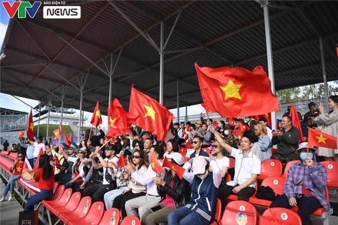[Ảnh] Đụng ĐT Myanmar ở bán kết, ĐT Xe tăng QĐND Việt Nam tự tin tranh tài - Ảnh 10.