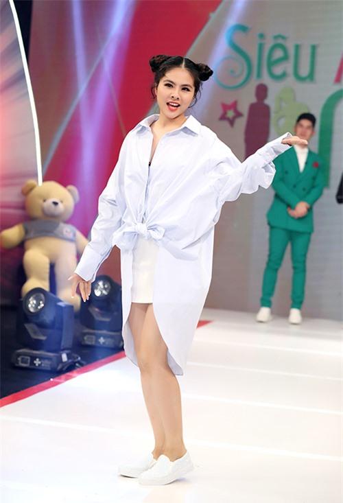 HHen Niê cùng Nguyễn Hưng Phúc chấm siêu mẫu nhí - 16