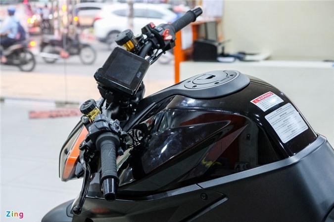 Chi tiet KTM 1290 Super Duke R anh 9