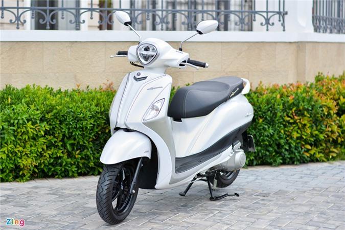 Mua xe ga nu 125 cc chon Honda Lead hay Yamaha Grande? anh 2