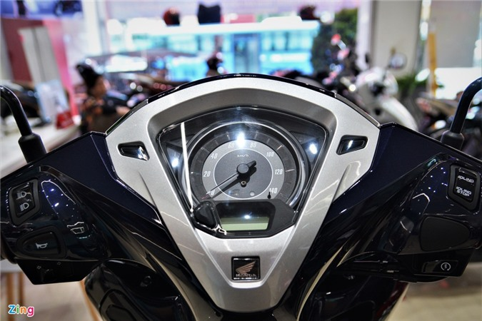 Mua xe ga nu 125 cc chon Honda Lead hay Yamaha Grande? anh 5