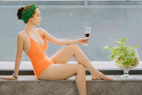 Ánh Linh từng tạo được ấn tượng đẹp ở cuộc thi Solo cùng Bolero mùa 2.