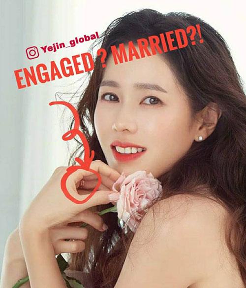 Cận cảnh chiếc nhẫn mà Son Ye Jin đeo trong đoạn quảng cáo mới...