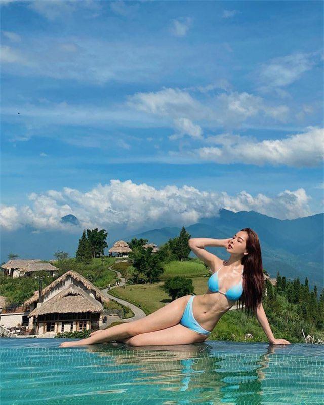 Bị chụp lén, mỹ nhân Việt người đẹp mê hồn, người 'vỡ mộng' bởi cú lừa mang tên photoshop - Ảnh 10