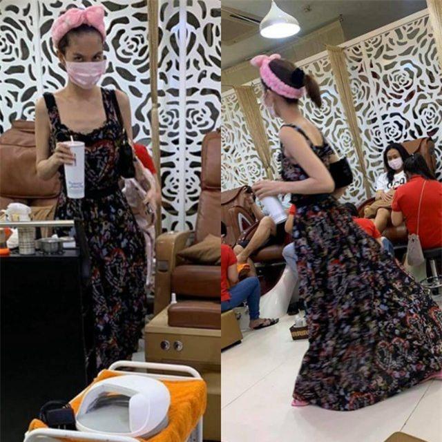 Bị chụp lén, mỹ nhân Việt người đẹp mê hồn, người 'vỡ mộng' bởi cú lừa mang tên photoshop - Ảnh 5