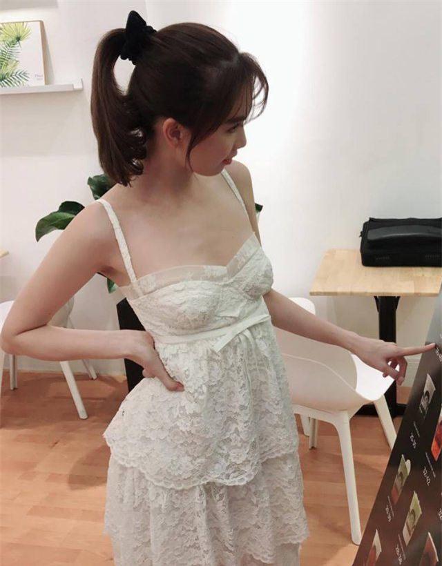 Bị chụp lén, mỹ nhân Việt người đẹp mê hồn, người 'vỡ mộng' bởi cú lừa mang tên photoshop - Ảnh 6