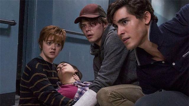 """Dị Nhân Thế Hệ Mới - Phim dị nhân phiên bản kinh dị """"căng đét"""" cùng dàn diễn viên trai xinh, gái đẹp nóng bỏng tay - Ảnh 2."""