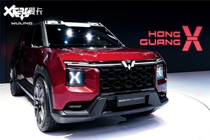 'Hàng nhái' Ford Bronco của người Trung Quốc thiết kế hầm hố hơn hàng thật