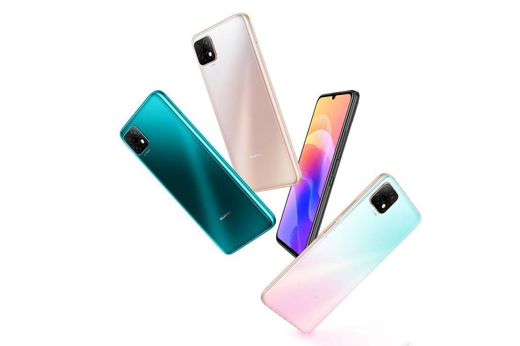 Huawei Enjoy 20 5G.