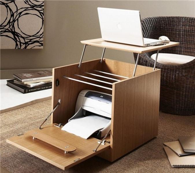 Giải pháp cho không gian chật hẹp: Thiết kế nội thất đa chức năng giúp tiết kiệm diện tích vô cùng sáng tạo - Ảnh 13.