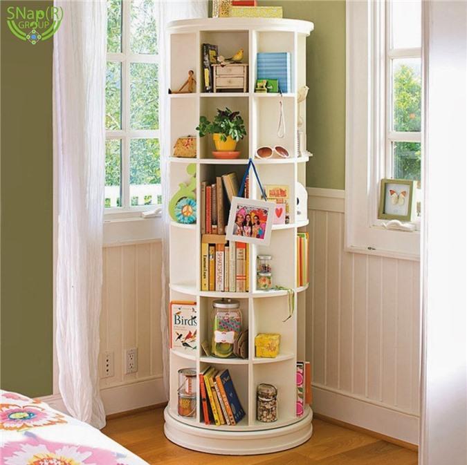 Giải pháp cho không gian chật hẹp: Thiết kế nội thất đa chức năng giúp tiết kiệm diện tích vô cùng sáng tạo - Ảnh 15.