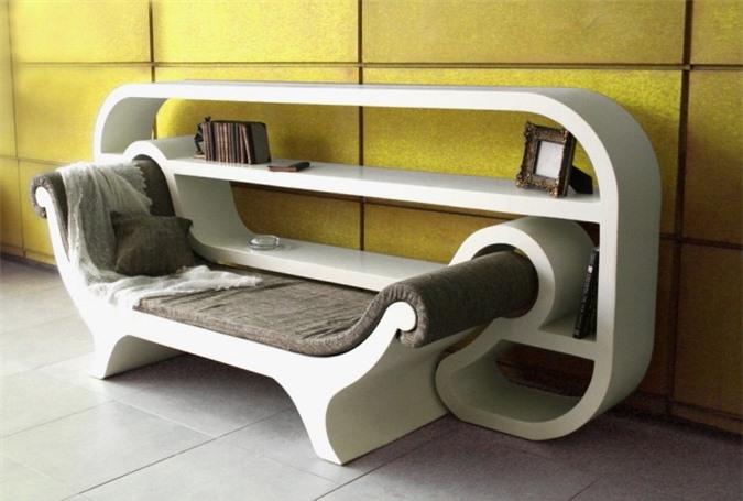 Giải pháp cho không gian chật hẹp: Thiết kế nội thất đa chức năng giúp tiết kiệm diện tích vô cùng sáng tạo - Ảnh 16.